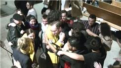 Largest Group Hug In A Bookstore