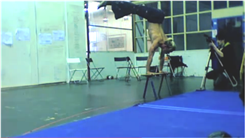 Longest Handstand With Sword Swallowed