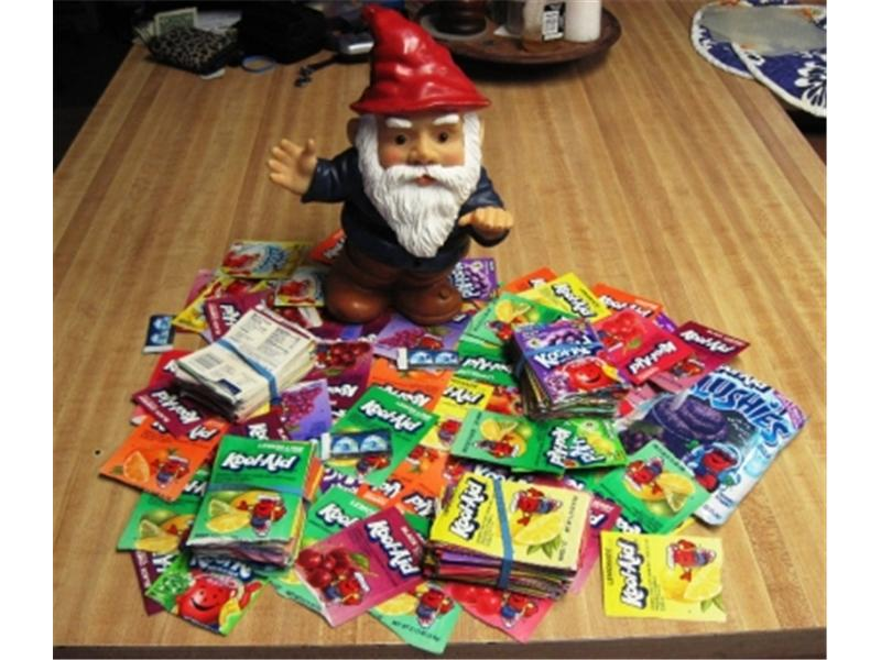 Largest Collection Of Kool-Aid Fun Points