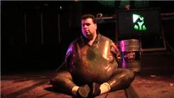 Heaviest Man To Touch Own's Feet To Ears