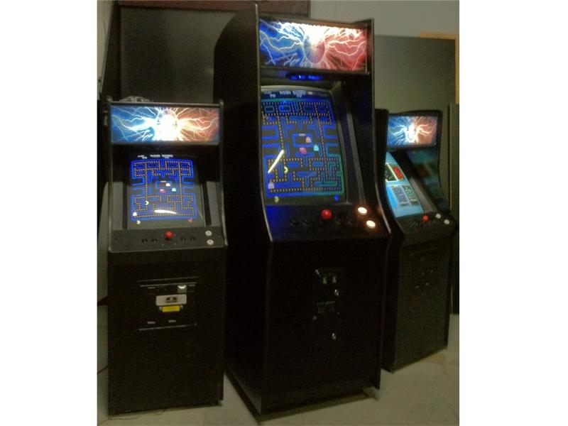 Largest Pac-Man Arcade Machine