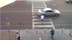 Most Pedestrian Crossing Runs