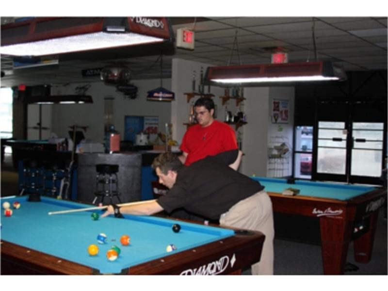 Longest Marathon Billiards Match