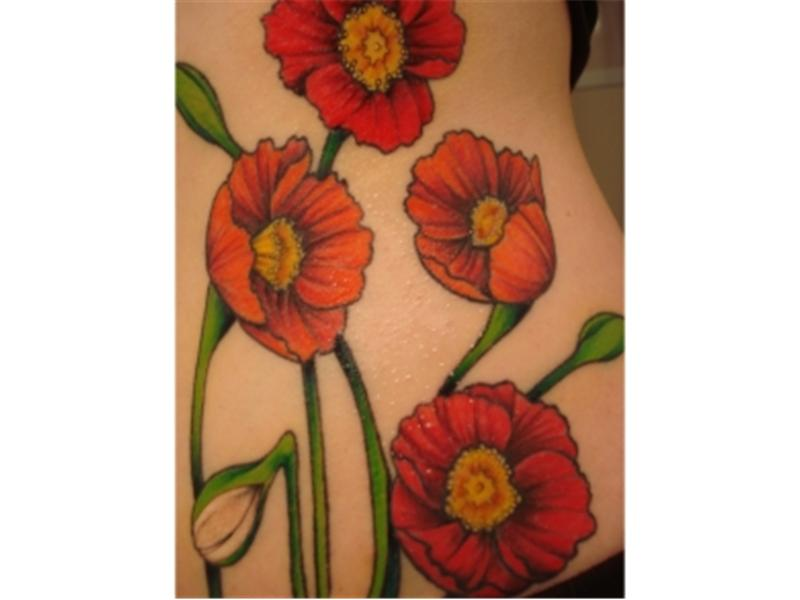 Most Poppy Tattoos