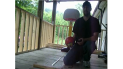 Most Right-Handed Shots Made On A Little Tikes Basketball Hoop In One Minute