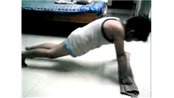 Most Knuckle Push-Ups By A Five-Year-Old Boy