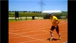 Fastest 5000-Meter Track Run By A Female Over 70 Years Old Within 15 Months Of Total Hip Replacement Surgery