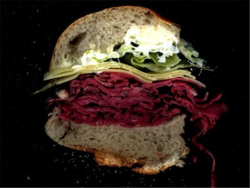 Most Scanned Images Of Sandwiches On A Website