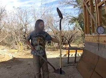 Longest Time Balancing A Shovel On A Shovel