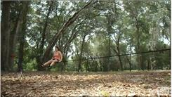 Longest Time Sitting On A Slackline