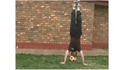 Longest Headstand On A Soccer Ball