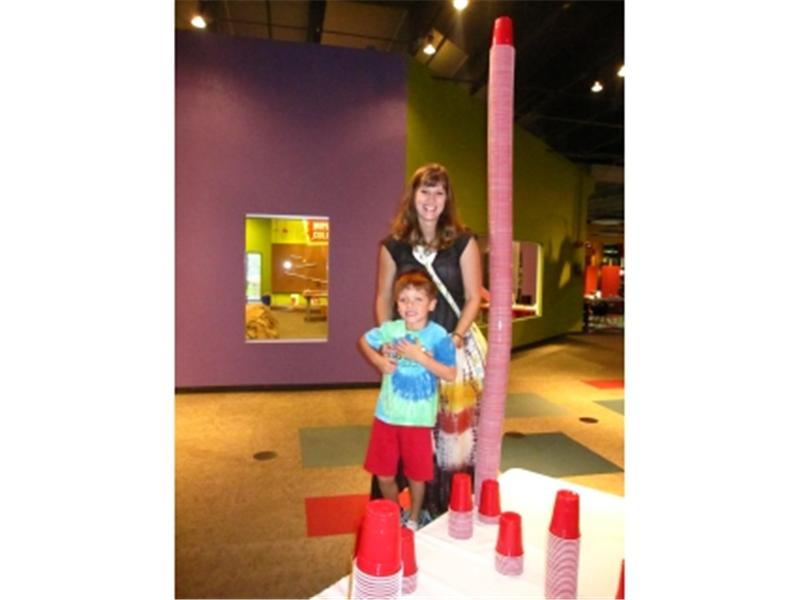 Tallest Solo Cup Tower
