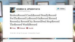 "Most Movie Titles With The Word ""Record"" In A Single Tweet"