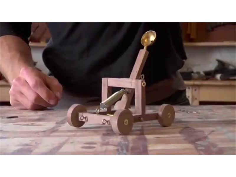 Smallest Catapult