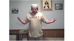 Most URDB Records Set While Wearing A URDB T-Shirt