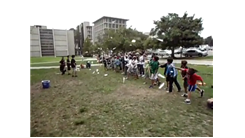 Most People Throwing Paper Airplanes At Once